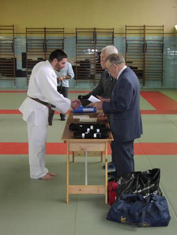 1° Dan Hervé (17/11/2002)
